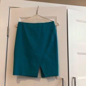 Karen Millen turquoise skirt